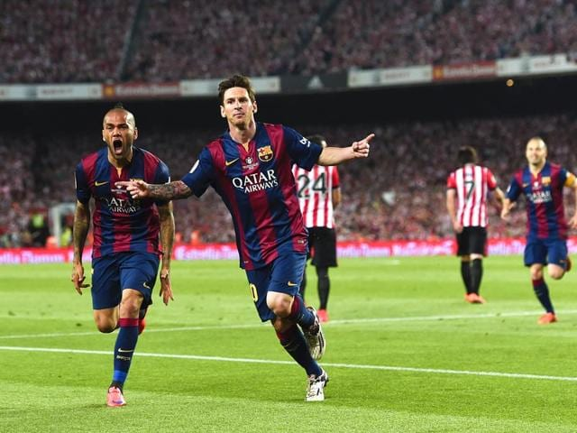 Barcelona,Lionel Messi,Athletic Bilbao