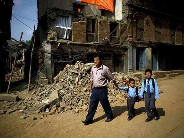 Nepal earthquake,Sushma Swaraj,Narendra Modi