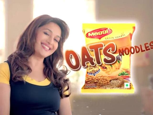 Maggi-s-commercial-featuring-Madhuri-Dixit-was-titled-as-Maggi-Mom