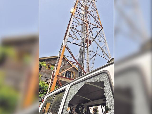 Jammu and Kashmir,wireless devices,J-K
