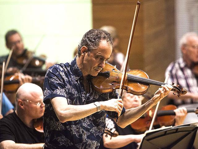 Jewish violinist,Nazi,Father