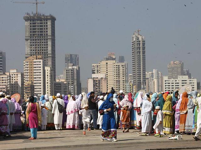 File-photo-of-members-of-the-Bohri-Muslim-community-at-Bhendi-Bazaar-in-Mumbai-Kalpak-Pathak-HT-photo