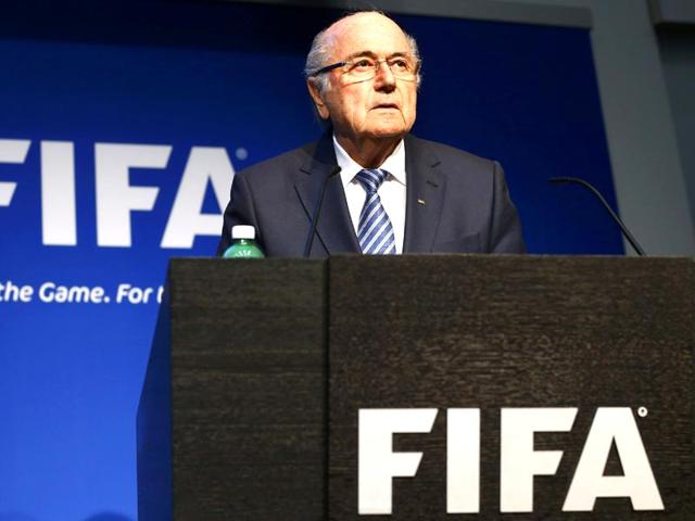 Fifa dominoes fall, but does the trail lead to Blatter?