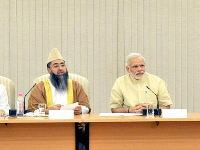 Muslims,minorities,Narendra Modi