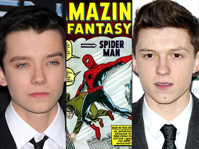 Marvel casts its web, gears up to announce new Spider-man