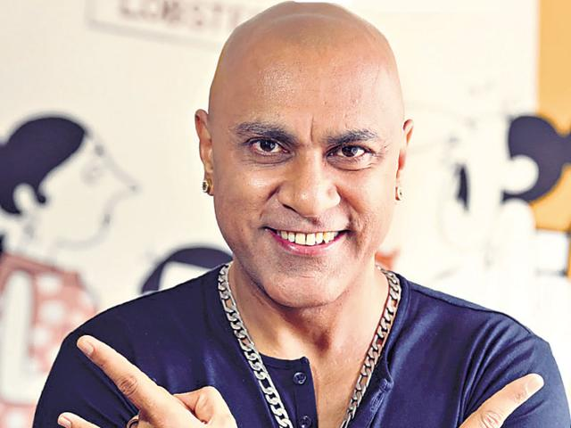 Look who is back in the pop music groove - Baba Sehgal!
