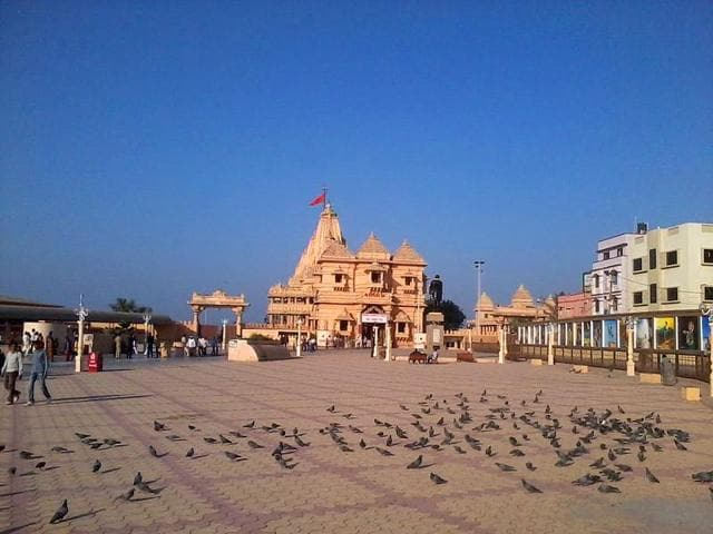 Somnath-temple-Source-Wikimedia-Commons
