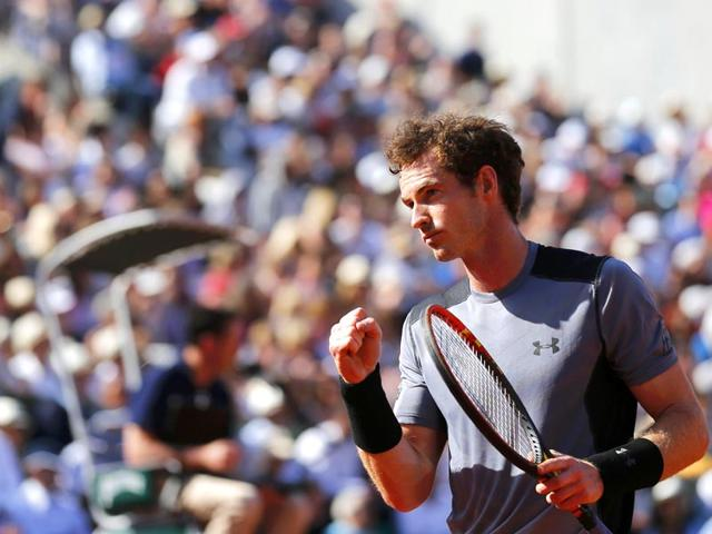 French Open,Roland Garros 2015,Andy Murray