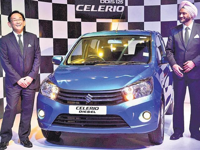 Maruti Suzuki,Automobile industry,Year-on-year sales figures