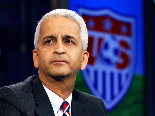 All you need to know about Sunil Gulati, contender for Fifa president