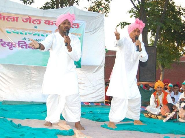 Inmates-performing-during-a-cultural-function-at-the-Karnal-district-jail-HT-FILE
