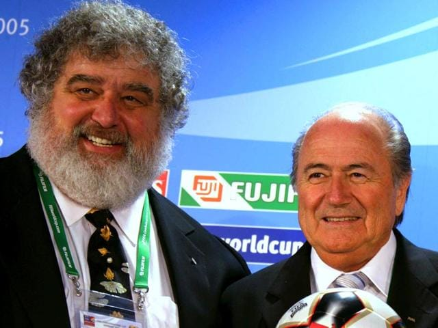 CONCACAF,Chuck Blazer,Fifa corruption