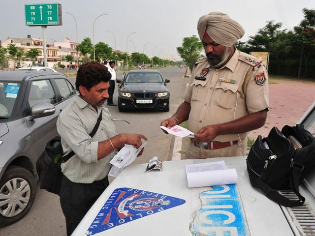 Just three speed radars to keep check on rash driving in Mohali