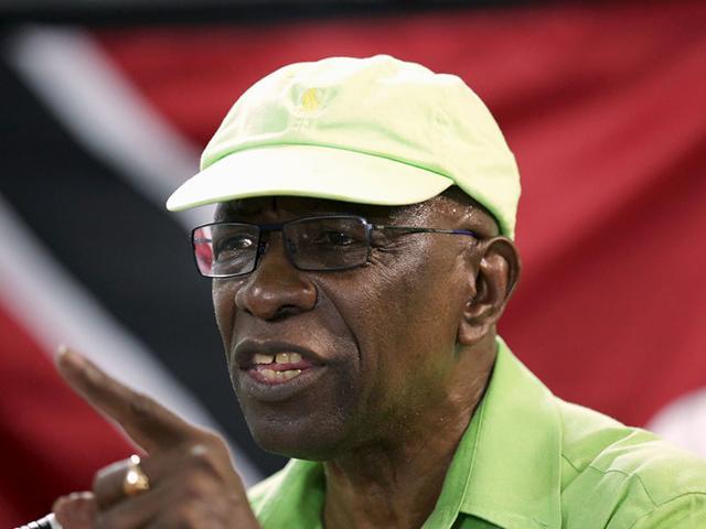 Warner,FIFA,Trinidad and Tobago