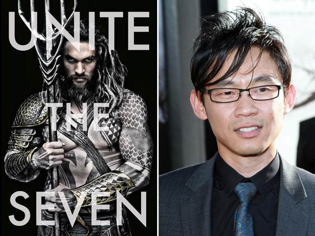 Furious 7's James Wan takes to the seas, will direct Aquaman