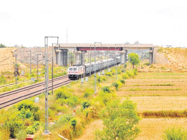 Greater Noida: Dadri rail over bridge to be operational from Jan, 2016