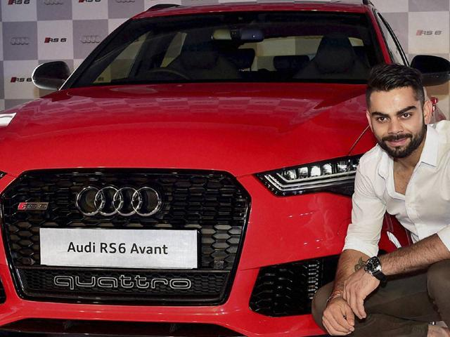 Test-captain-Virat-Kohli-launches-Audi-RS6-Avant-in-New-Delhi-on-Thursday-The-car-has-been-priced-Rs-1-35-crore-ex-showroom-New-Delhi--Photo-PTI-Photo