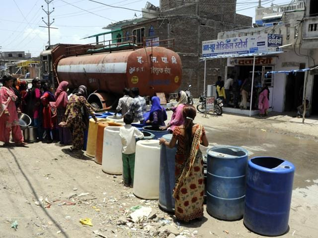 Under-the-scheme-that-was-sanctioned-three-decades-ago-water-was-to-be-lifted-and-redistributed-to-the-drought-prone-villages-on-either-side-of-the-Maharashtra-Karnataka-border-Arun-Mondhe-HT-photo