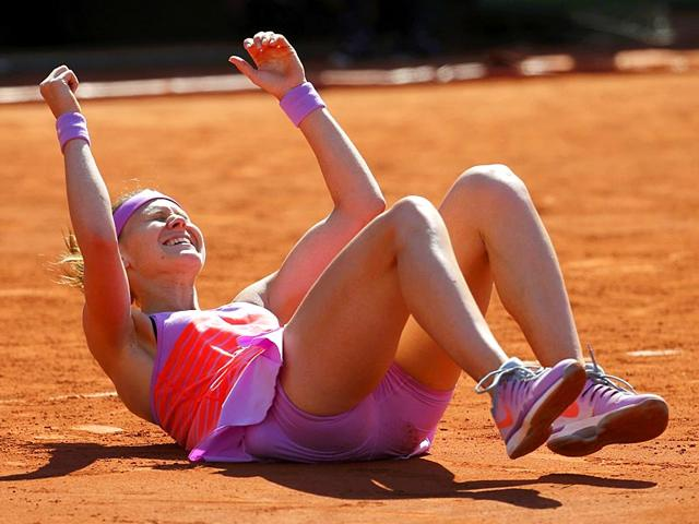 Lucie-Safarova-of-the-Czech-Republic-falls-to-the-ground-in-celebration-after-defeating-Ana-Ivanovic-of-Serbia-during-their-women-s-semi-final-match-at-the-French-Open-in-Paris-France-Reuters-Photo