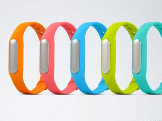 Xiaomi-s-range-of-colors-for-its-Mi-Band-fitness-tracker-Photo-AFP