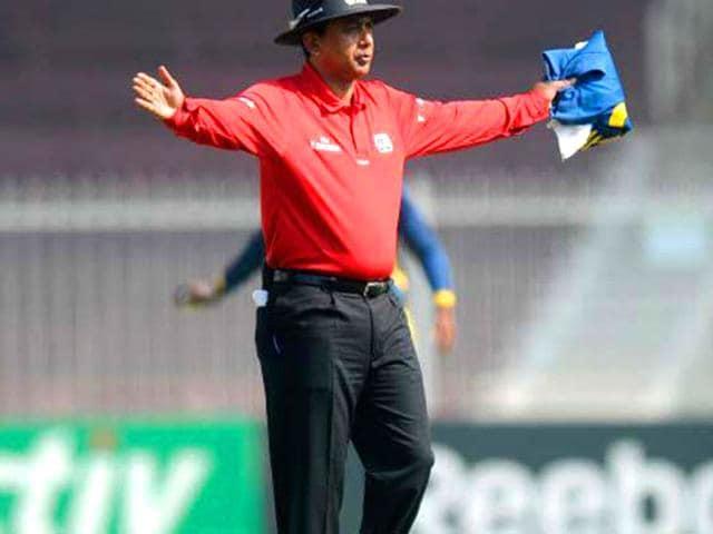 Sundaram Ravi,ICC,umpire