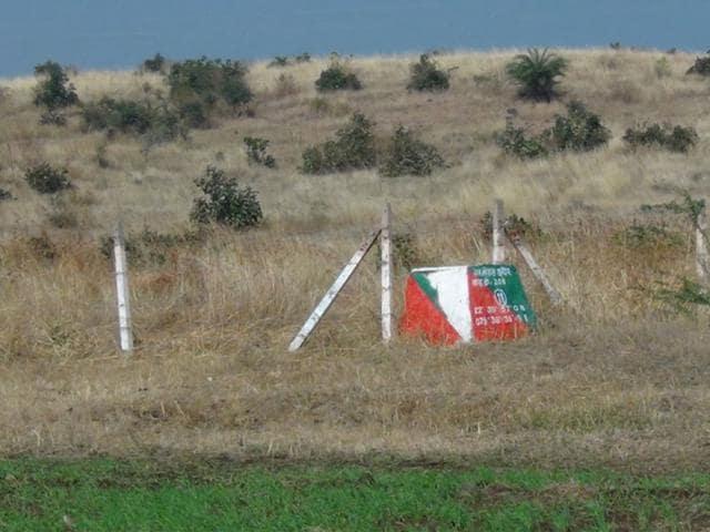 Machal hills