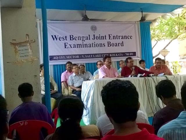 JEE,WBJEE,West Bengal Joint Entrance Exam