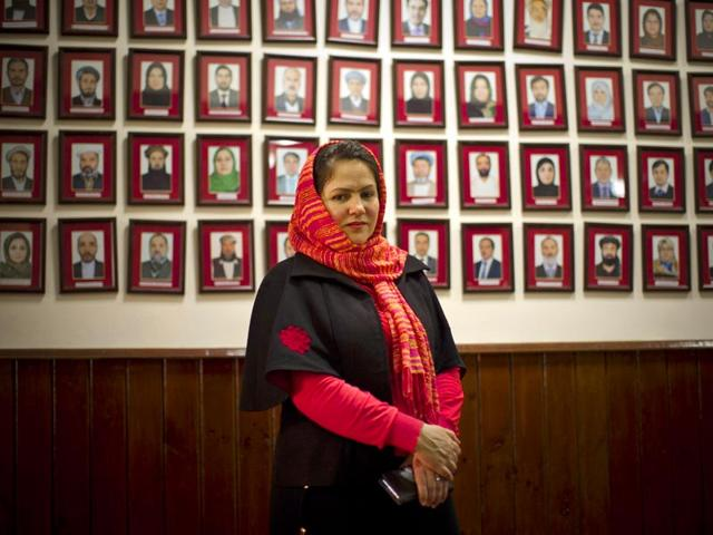 Afghan-lawmaker-Fawzia-Koofi-from-Kabul-seen-here-and-Shukria-Barakzai-met-a-delegation-of-Taliban-peace-negotiators-on-June-3-4-and-5-2015-in-Norway-as-a-part-of-a-long-term-Afghan-peace-initiative-sponsored-by-Norway-AP-Photo-Anja-Niedringhaus-File