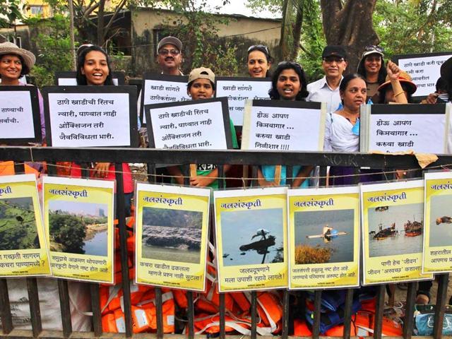 Mumbai's environmentalists