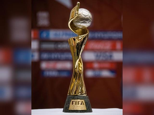 The-Fifa-Women-s-World-Cup-trophy-is-displayed-during-the-opening-press-conference-for-the-competition-on-Thursday-June-4-2015-in-Vancouver-British-Colubmia-The-Women-s-World-Cup-is-being-held-in-six-Canadian-cities-including-Vancouver-from-June-6-to-July-5-The-semi-finals-will-be-contested-by-Englang-Germany-Japan-and-the-United-States-AP-Photo