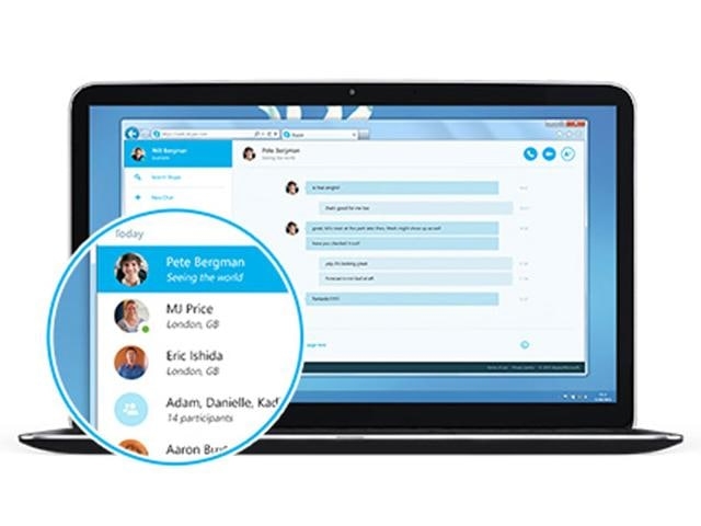 Skype-for-Web-beta-and-its-timeline-view-Photo-AFP