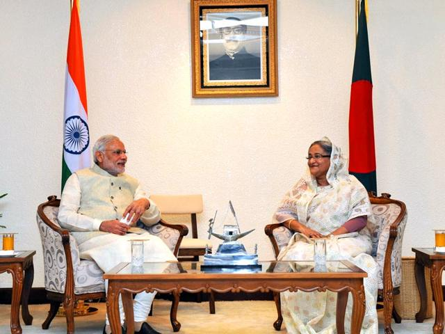 PM Modi in Dhaka: India, Bangladesh seal boundary agreement, pledge zero tolerance to terrorism