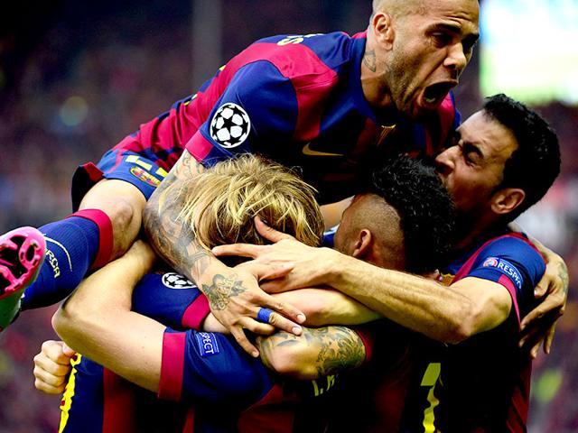 Champions League,Barcelona,Juventus