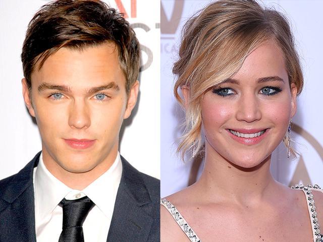 Nicholas Hoult,Jennifer Lawrence,X Men