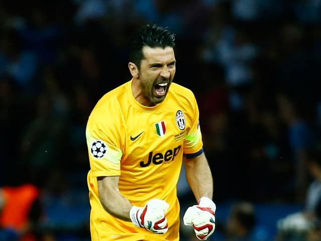 Juventus-Gianluigi-Buffon-celebrates-after-their-first-goal-scored-by-Alvaro-Morata-in-the-UEFA-Champions-League-Final-in-Berlin-Germany-Reuters