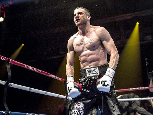 Jake Gyllenhaal is a knock-out in Southpaw trailer