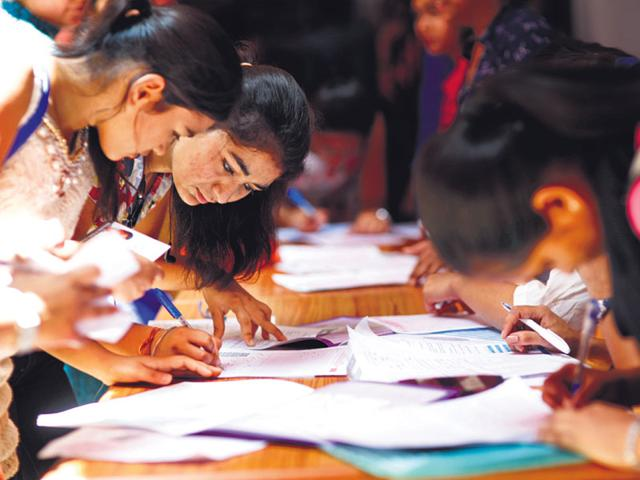 Students who did not study maths in Class 12 may suffer