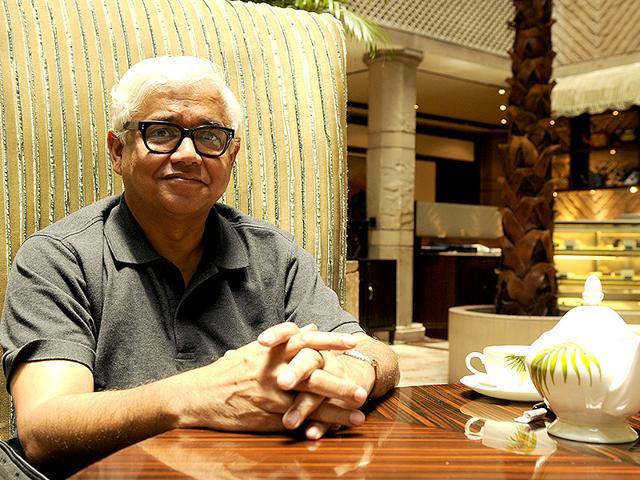 Amitav-Ghosh-at-the-launch-of-his-book-Photo-Samir-Jana