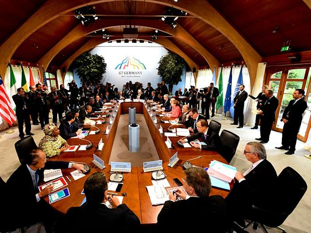 G7,Greenhouse gases,Russia sanctions
