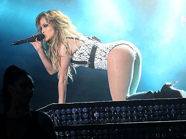 Jennifer Lopez Performing I8n Morocco Ap Photo