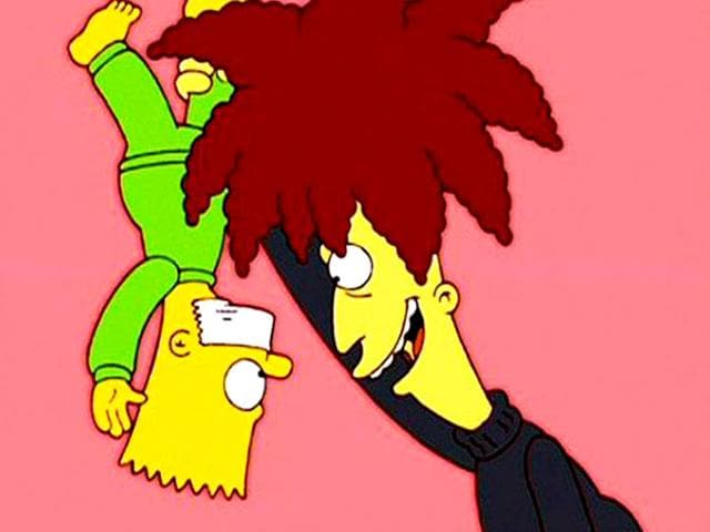 Sideshow-Bob-and-Bart-Simpson-have-been-at-each-others-throats-for-26-years-now