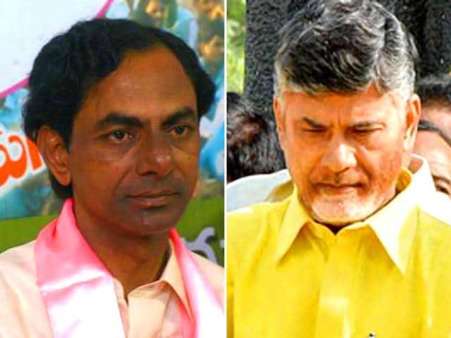 In-this-file-photo-Andhra-Pradesh-CM-N-Chandrababu-Naidu-and-his-son-Nara-Lokesh-pay-floral-tributes-to-TDP-founder-NT-Rama-Rao-PTI-Photo