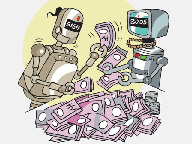 The-Sabarimala-shrine-management-is-planning-to-deploy-robots-to-man-God-s-vault-by-next-year-putting-an-end-to-theft-from-its-coffers-Illustration-Abhimanyu-Sinha