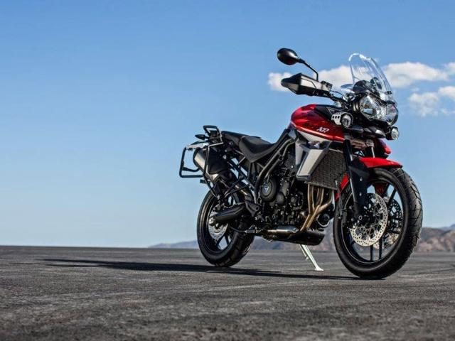 Triumph Motorcycles launches,Tiger 800 XR,Tiger XRx