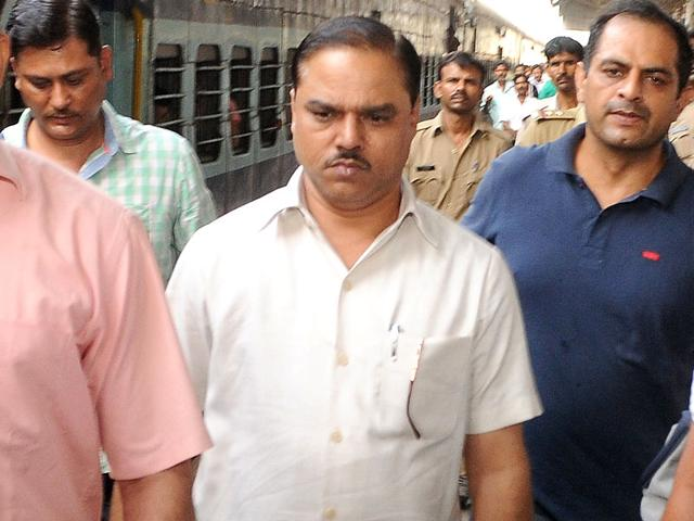 Jitender Singh Tomar,Fake degree case,Judicial custody