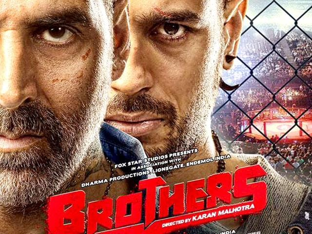 Akshay-Kumar-and-Sidharth-Malhotra-in-a-poster-of-Brothers
