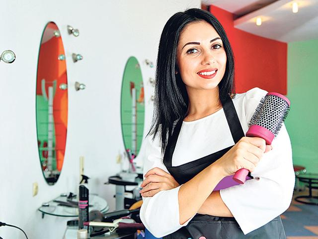 Hairstylist,Habib,Elle Passion Academy