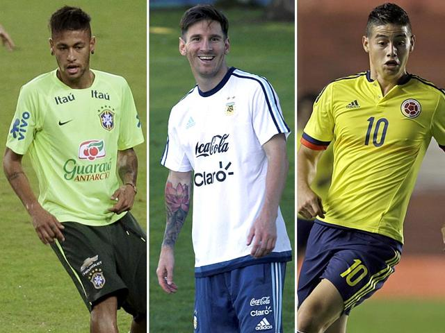 Neymar-Lionel-Messi-and-James-Rodriguez-are-among-stars-expected-to-light-up-Copa-America-2015-Agencies
