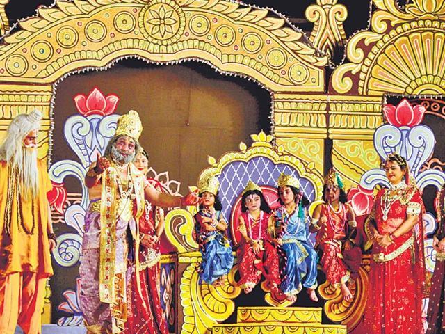Ramayana museum,Ayodhya,disputed site