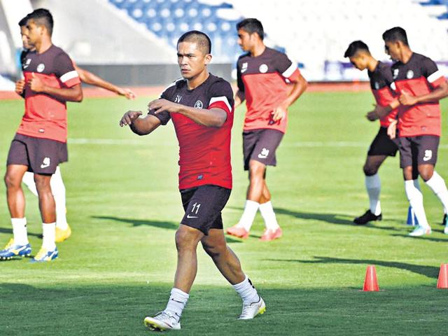Injury, visa woes mar lead-up to India's World Cup qualifer vs Oman